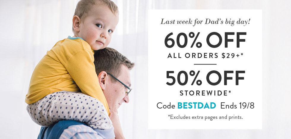 50-60% off across the store