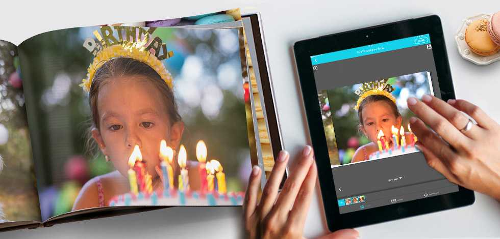 Personalized Photo Book Builder