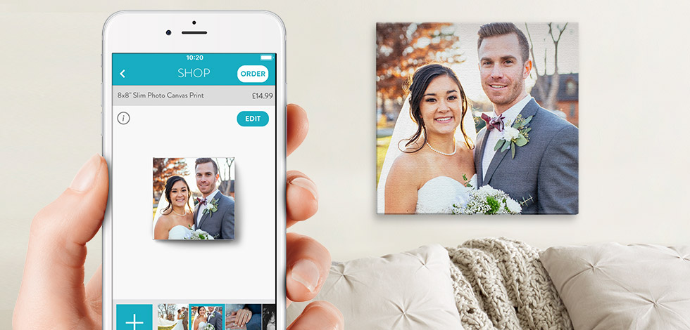 100 Free Prints a Month with the Snapfish App Image
