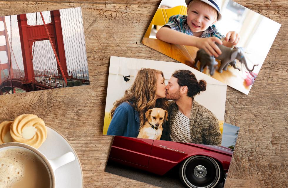 Print your Photos online