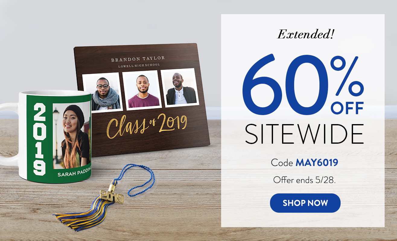 60% off sitewide