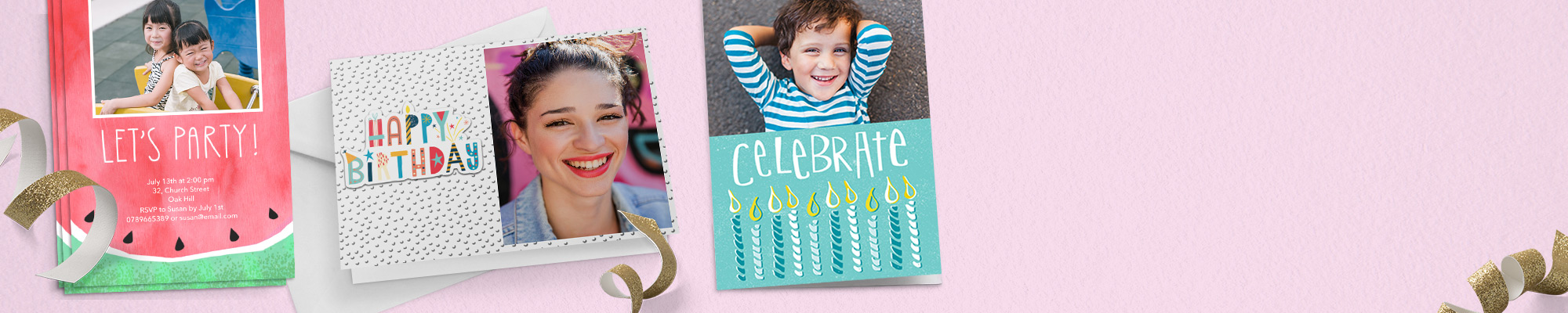 Personalised Cards Image