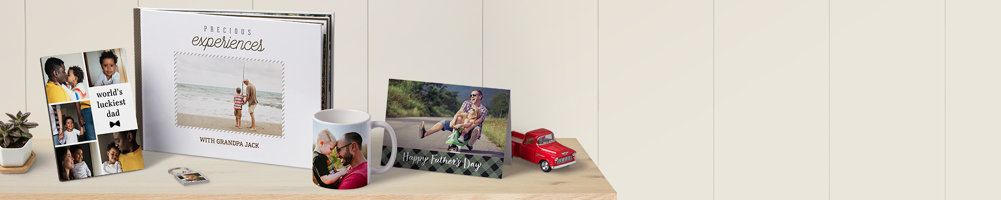 Father's Day Gifts + Cards