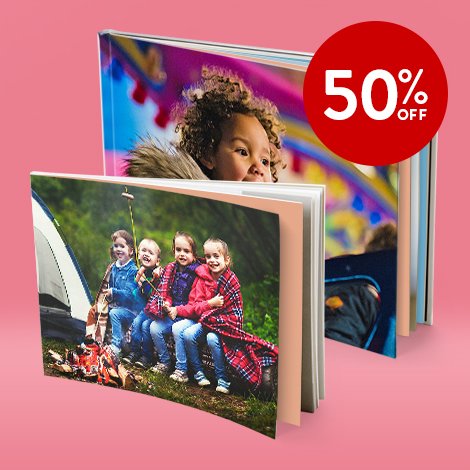 Winter Sale - 50% off all Photo Books