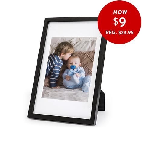 15x20cm framed print only 9 dollars with code FRAME9