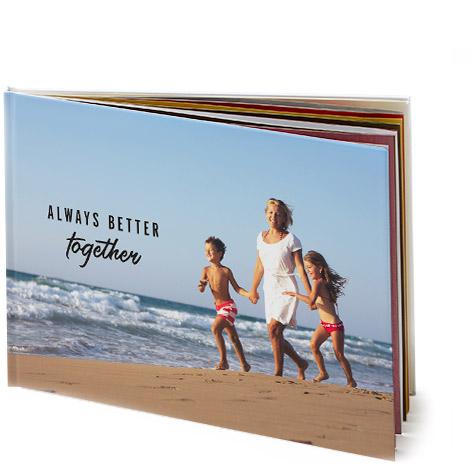 "15.5x11"" Landscape Book (A3)"