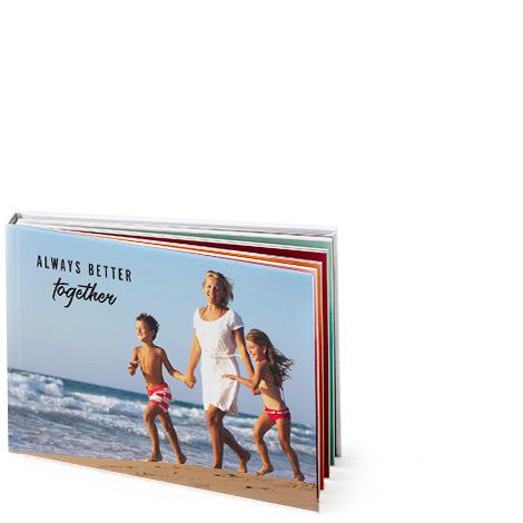 "8x6"" Landscape Book (A5)"