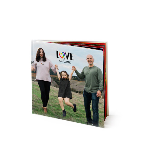 "8x8"" Square Photo Book"