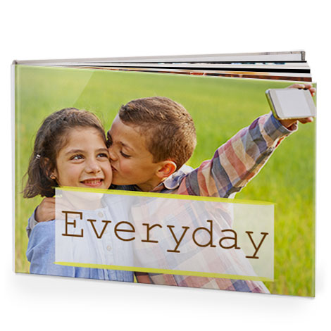 Everyday inspiring photo albums