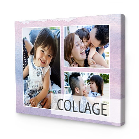 Collage Canvas designs
