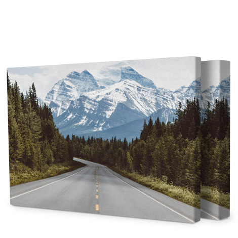 "Landscape 20x16"" Slim Photo Canvas Print"