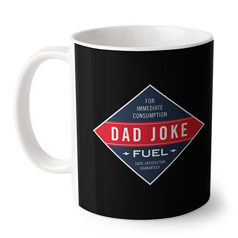 Dad Joke Fuel
