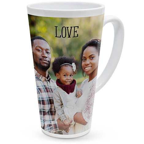 Latte Mug 500ml
