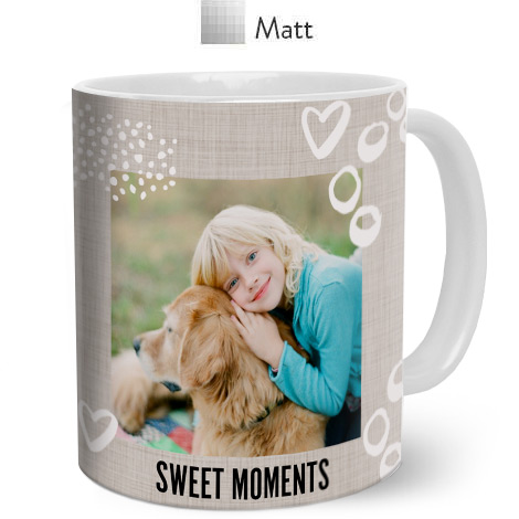 Matt Coffee Mug 330ml