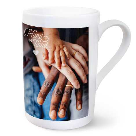 Porcelain Mug 295ml