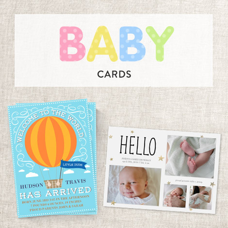 Baby Cards Image