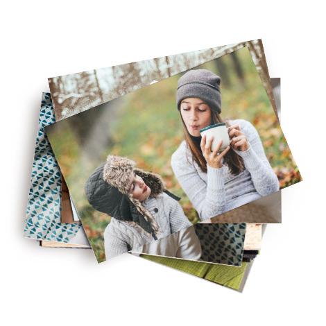 Photo Prints stack