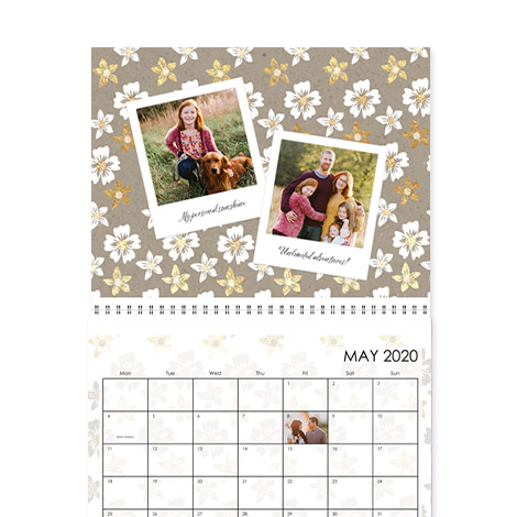 Sample Calendar Image