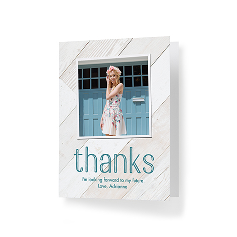 Thank You Cards + Stationery