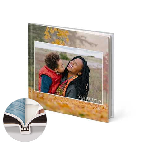 8x8 HARDCOVER BOOK