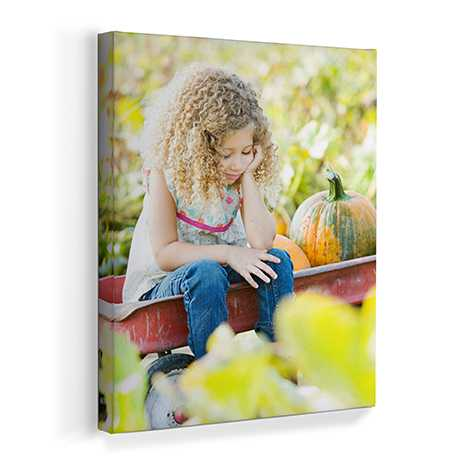 Canvas Prints - Photo Wrap