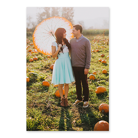 Large Print Image of a Couple