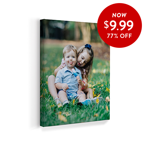 8x10 UNFRAMED CANVAS PRINT