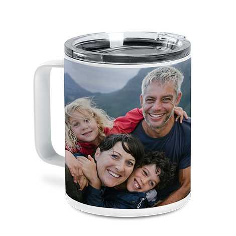 Icon Insulated Coffee Mug