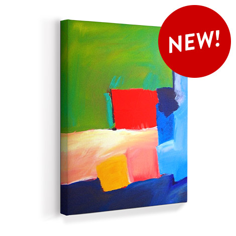 NEW! CANVAS ART COLLECTION