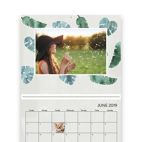 11.5x14 Wall Calendar