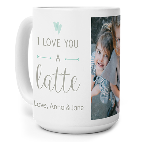15oz. PHOTO COFFEE MUG