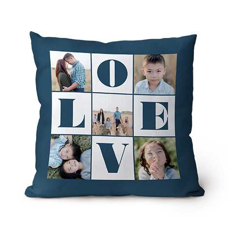 Custom Throw Pillows