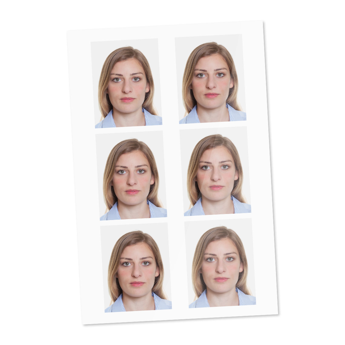 Icon Passport Photo