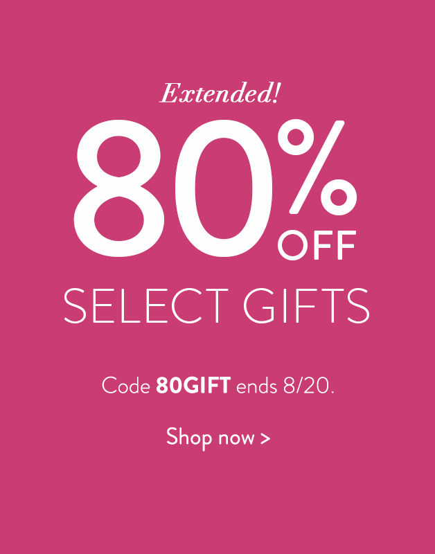 80% off select Photo Gifts