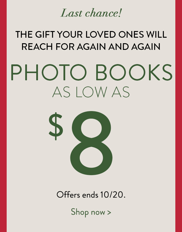 Books as low as $8