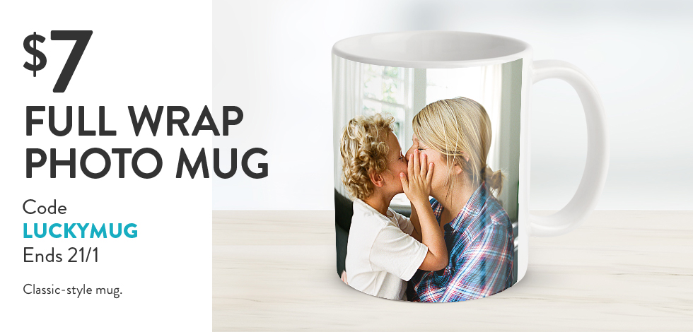 $7 Coffee Mug (Full Image Wrap)
