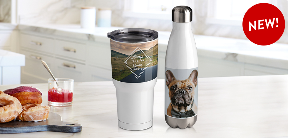 NEW! Insulated Drinkware