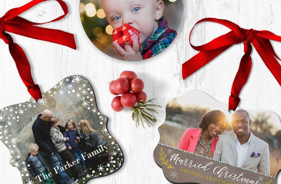 Festive Photo Gifts