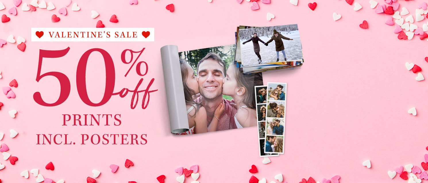 50% off Prints and Posters!