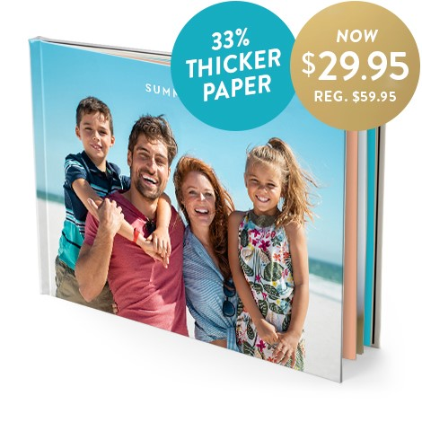 20x28cm premium book (glossy pages)