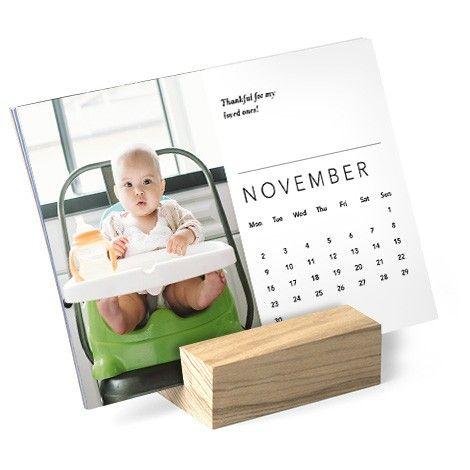 Woodblock Calendar image