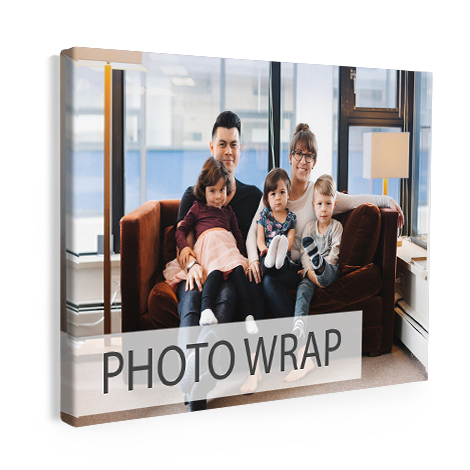 Photo Wrap Canvas