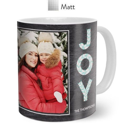 Matt Coffee Mug 11oz