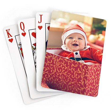 Personalised Palying Cards