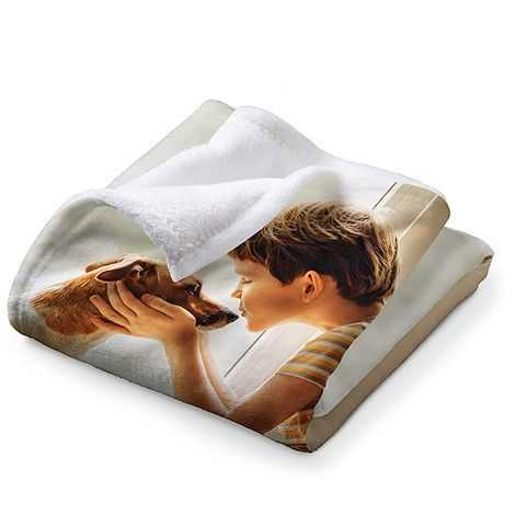Photo Blankets Image tile