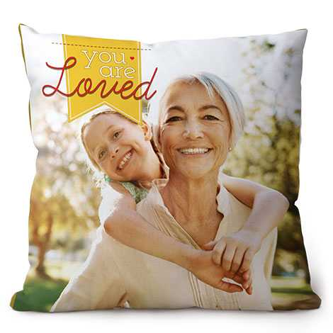 Image of the Photo Cushion