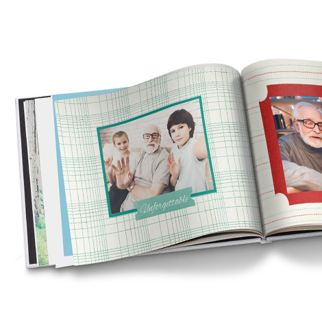 Family Time Photo Book