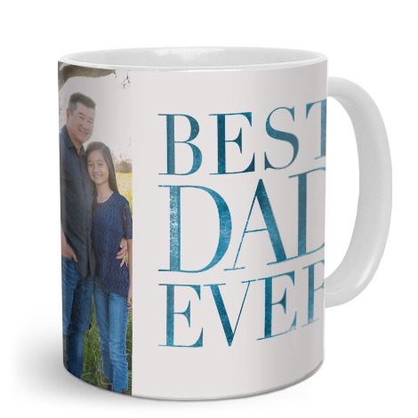 Image of Mug With Father and daughter