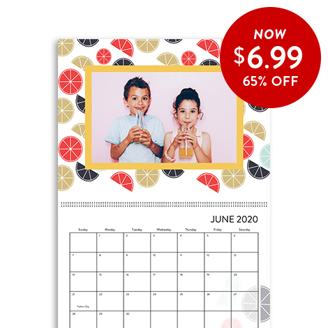 65% off 8.5x11 Wall Calendars