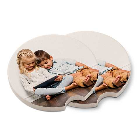 Icon Car Coasters